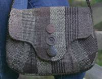 The Weybourne Bag Pattern by Charlie's Aunt