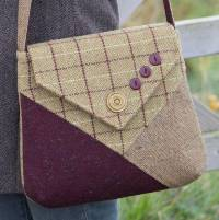 Marsham Messenger Bag by Charlie's Aunt