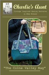 The Colne Valley Bag Pattern by Charlie's Aunt