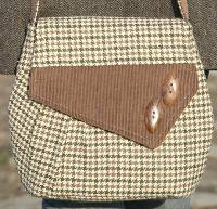 Bawdsey Bag Pattern by Charlie's Aunt