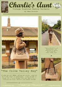 The Colne Valley Bag Pattern by Charlie's Aunt in PDF