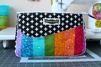 Carry All Flexi Clutch Pattern by Andrie Designs