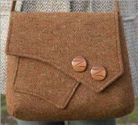 Gunton Messenger Bag Pattern by Charlie's Aunt in PDF