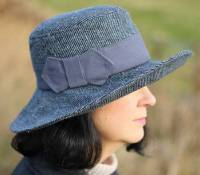 Hainford Hat Pattern by Charlie's Aunt in PDF