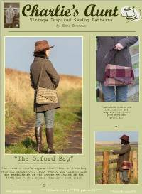 Orford Bag Pattern by Charlie's Aunt in PDF