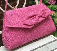 The Sidestrand Bag Pattern by Charlie's Aunt