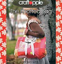 The Knotted Bag Pattern by Craft Apple