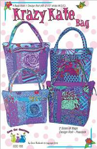 Krazy Kate Pattern by Gerri Richards of Cool Cat Creations
