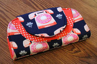 Cleo Everyday Wallet Pattern by Andrie Designs