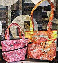 Jules' Bag Pattern by Marlous Designs