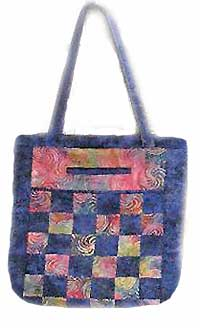 City to Market Tote Pattern Pattern by Marlous Designs