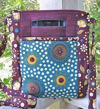 Izzy Bag Pattern Pattern by Marlous Designs