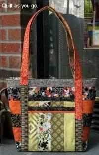 BF Best Friend Bag Pattern by Marlous Designs
