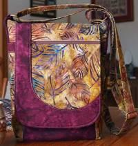 Little Messenger Bag Pattern Pattern by Marlous Designs