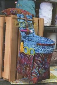 Thread Catcher Plus Pattern by Marlous Designs