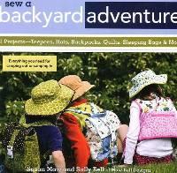 Sew a Backyard Adventure Book