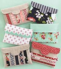 Pretty Little Pouches 2 Pattern by Cotton Way