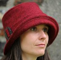 Chelsworth Cloche Hat Pattern by Charlie's Aunt