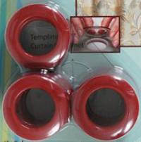 Medium Grommets in Red by Dritz
