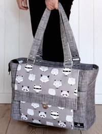 Factotum Bag Pattern by ChrisW Designs