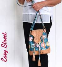 Fiona's Freeway Bag Pattern by ChrisW Designs