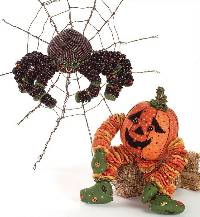 Yo Yo Halloween Pattern by Indygo Junction