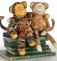 Yo Yo Monkeys Pattern by Indygo Junction