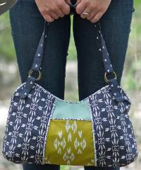 Smithfield Bag Pattern by Jen Fox Studios