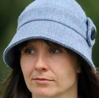 Kettlebaston Cloche Hat Pattern by Charlie's Aunt