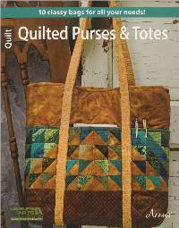 Annie's Quilted Purses & Totes Booklet