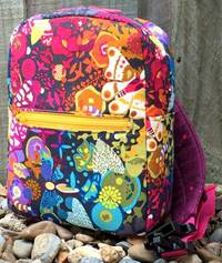 Little Freehand Pack Pattern by Andrie Designs