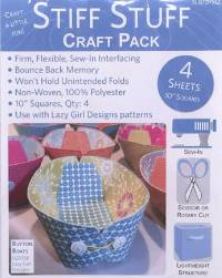 Stiff Stuff Craft Pack by Lazy Girl Designs