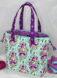 Harper Holdall Pattern by Lazy Girl Designs in PDF