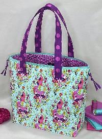 Harper Holdall Pattern by Lazy Girl Designs