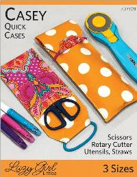 Casey Quick Cases Pattern by Lazy Girl Designs