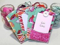 Gifty Card Holder Pattern by Lazy Girl Designs