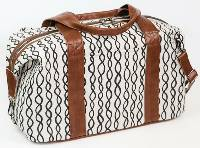 Casey Travel Duffle Bag Pattern by Sallie Tomato