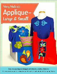 Applique - Large & Small Booklet by Mary Mulari