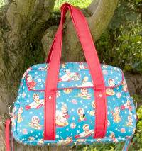The Nappy Bag Pattern by Mrs H