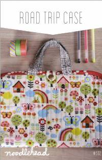 Road Trip Case Pattern by Anna Graham of Noodlehead