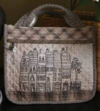 Parisian Handbag Pattern by Yoko Saito Stitch Publications