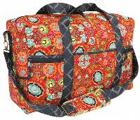 Travel Duffle Bag 2.0 Pattern