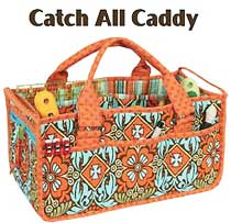 Catch All Caddy Pattern Annie