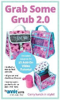 Grab Some Grub 2.0 Pattern by Annie