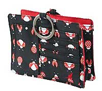Posh Ladybugs Purse Insert by Pouchee