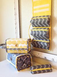 Rollie Pollie Organizer Pattern by Cozy Nest Design