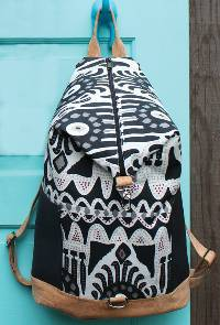 Bugsy Backpack Pattern by Sassafras Lane Designs