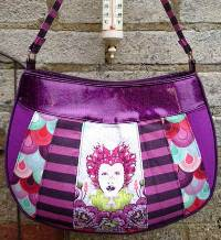 Sew Compleat Shoulder Tote Pattern by Andrie Designs
