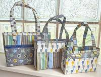 Tiny Totes by Sisters' Common Thread