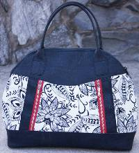 Sublime Bag Pattern by Sew Sweetness